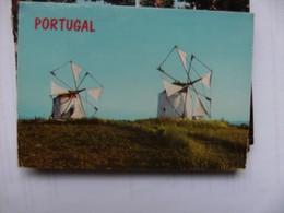 Portugal White Moinhos Mills - Portugal
