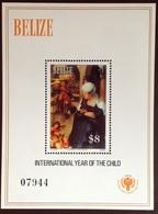 Belize 1980 Year Of The Child Durer Minisheet MNH - Belize (1973-...)