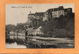 Raabs A.d. Thaya 1910 Postcard - Raabs An Der Thaya