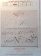 1843 SCHWATZ (Schwaz TIROL Österreich) FRANCO Brief > Kufstein  (Finger Hand Vorphilatelie Cover Lettre - Österreich