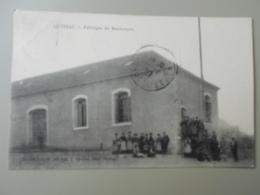 GARD QUISSAC FABRIQUE DE BONNETERIE - Quissac
