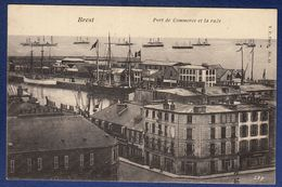 29 BREST Port De Commerce Et La Rade ; Cargos - Brest
