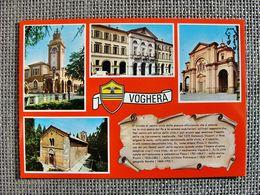 (FG.D29) VOGHERA - VEDUTE VEDUTINE (PAVIA) - Pavia