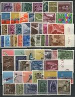 Jahrgaenge 1957 Bis 1960 Kpl. **, Feinst. M? 368.- Jahrgaenge 1957 Bis 1960 Kpl. **, Feinst. M? 368.- - Liechtenstein