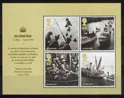 GB 2010 Mini Sheet Celebrating Britain Alone Unmounted Mint Condition. - Blocks & Miniature Sheets
