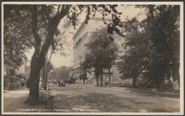Ritz Carlton, Sherbrooke Street West, Montreal, C.1930 - Hayward RPPC - Montreal