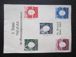 GEDENKBLATT Generalgouvernement 1943  //  D*29534 - Deutschland