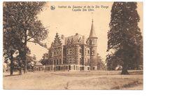 Sint-Ulriks-Kapelle, Capelle St Ulric, Institut Du Sauveur Et De La Ste Vierge, Kasteel - Dilbeek