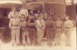 Militaires Camion - War 1914-18