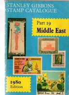 Catalogue Stanley Gibbons Stamp Catalogue 1980 Middle East - Groot-Brittanië