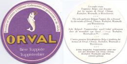 #D197-289 Viltje Orval - Beer Mats
