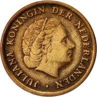Pays-Bas, Juliana, Cent, 1951, TB+, Bronze, KM:180 - [ 3] 1815-… : Reino De Países Bajos