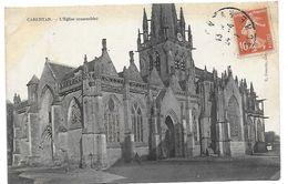 50 - CARENTAN    -  L'Église         N - Carentan