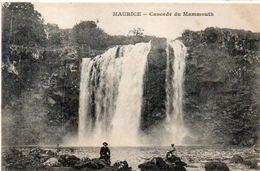 MAURICE - Cascade De Mamouth - Messageries Maritimes      (103168) - Maurice