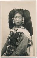 TIBET - Carte Photo - Tibetan Lady - Tibet