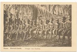 NAURU - Marshall-Inseln - Gruppe Von Knaben - W. Storch Photo - Nauru