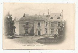 Cp, 85 , CHÂTEAU DE BEAULIEU ,près De Fontenay Le Comte, Vierge , Dos Simple - France