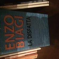 ENZO BIAGI LA DISFATTA - Books, Magazines, Comics