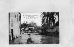 Carte Postale - CHATILLON SUR SEINE - D21 - Inondations Des 20 21 22 Janvier 1910 - Le Pertuis Au Loup - Chatillon Sur Seine