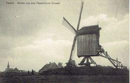 Pamel - Molen Van Den Pauselijken Zouaaf - Belgium