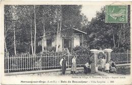 91 ESSONNE - MORSANG SUR ORGE Bois De Beauséjour, Villa Surprise - Morsang Sur Orge