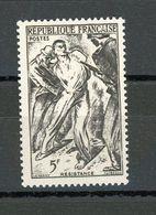 FRANCE - RESISTANCE - N° Yvert 790** - Unused Stamps