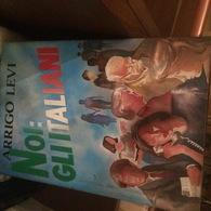 Arrigo Levi NOI GLI ITALIANI - Books, Magazines, Comics