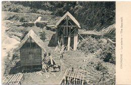 ONONGHE - La Scierie - The Saw-Mill.  Papouasie -  Nouvelle Guinée   (103187) - Papouasie-Nouvelle-Guinée