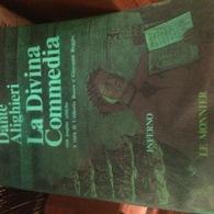 DANTE ALIGHIERI DIVINA COMMEDIA INFERNO - Books, Magazines, Comics