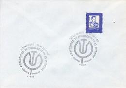 URUGUAY-4TO ENCUENTRO DE PSICOLOGOS EN EL INTERIOR. TACUAREMBO-TBE-BLEUP - Uruguay