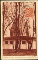 Exposition Coloniale De 1931  - Pavillon De L'Afrique Equatoriale Française - En Cours D'exécution - Tentoonstellingen