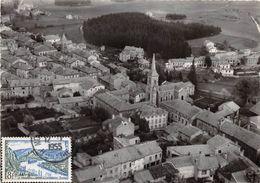 43-MONTFAUCON-EN-VELAY- VUE PANORAMIQUE AERIENNE - Montfaucon En Velay