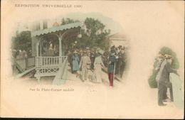 Exposition Universelle - 1900 - Sur La Plate-forme Mobile - Exhibitions