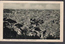 1934 NAPOLI VOMERO Panorama FP V  SEE  2 SCANS - Napoli