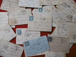 ARCHIVES PAUL MONTELS DE POUSSAN AU 3 REGIMENT DE ZOUAVES COLONNE SAUSSIER 1870 SETIF - Historical Documents
