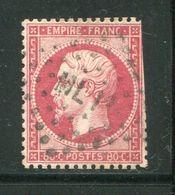 Y&T N°24  Ambulant M L1° (défaut Dentelure) - 1849-1876: Periodo Classico