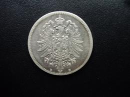 ALLEMAGNE : 1 MARK  1874 D  KM 7  TB+ / TTB - [ 2] 1871-1918: Deutsches Kaiserreich