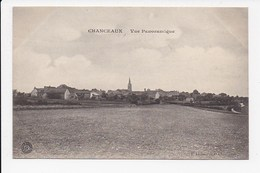 CPA 21 CHANCEAUX Vue Panoramique - Otros Municipios