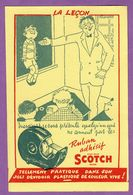 Buvard Scotch Ruban Adhesif La Leçon - Stationeries (flat Articles)