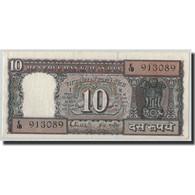 Billet, Inde, 10 Rupees, Undated, KM:60Aa, SPL - Inde