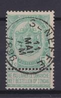 N° 56 SENEFFE - 1893-1907 Coat Of Arms