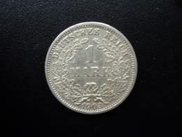 ALLEMAGNE : 1 MARK  1903 D   KM 14   SUP - [ 2] 1871-1918: Deutsches Kaiserreich