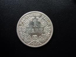 ALLEMAGNE : 1 MARK  1905 A  KM 14   SUP * - [ 2] 1871-1918: Deutsches Kaiserreich