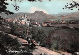43-SAINT-JULIEN-CHAPTEUIL- QUARTIER DE L'EGLISE ET SUC DE MONAC - France