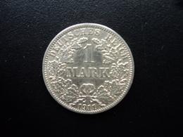 ALLEMAGNE : 1 MARK  1911 A   KM 14   SUP - [ 2] 1871-1918: Deutsches Kaiserreich