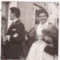LOT De 26 Anciennes Photos BRETAGNE FINISTERE DOUARNENEZ Défilé Gras Costumes Années 60 - Personnes Anonymes