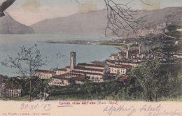 1903 LOVERE Visto Dall'alto Viaggiata Servizio Sul Lago D'Iseo/(3) C2 (30.12) Affr Floreale C.2 - Irlanda