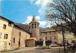 43-GOUDER PAR COSTARAS - PLACE DE L'EGLISE - France