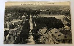 Rodez. Caserne Neuve. Avenue Victor Hugo 10 - Rodez