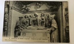 2 Cartes Cathédrale Rodez - Rodez
